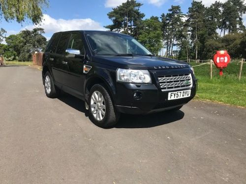 ***SOLD***Freelander 2 SD4 HSE Automatic 2007***SOLD***